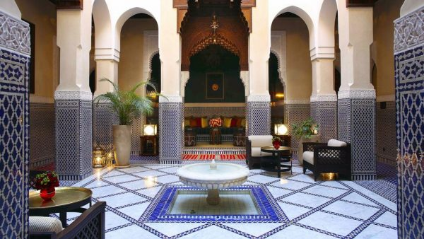 Royal Mansour Earns Five Star Rating in 2018 Forbes Travel Guide