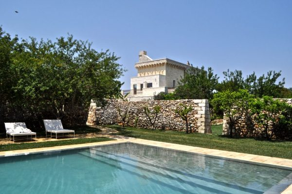 High profile coverage achieved for launch of Masseria Trapana