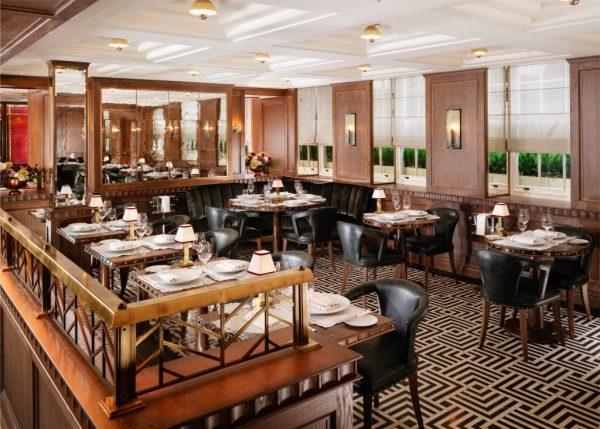 Ormer Mayfair by celebrated Chef Shaun Rankin