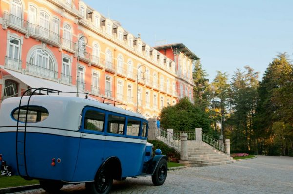 Summer 2017 for families at Vidago Palace