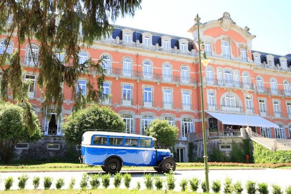 Image 1 - Undiscovered Portugal: Vidago Palace Hotel