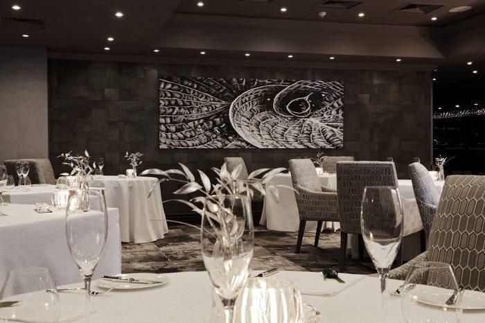 Saxon hotel Grei restaurant