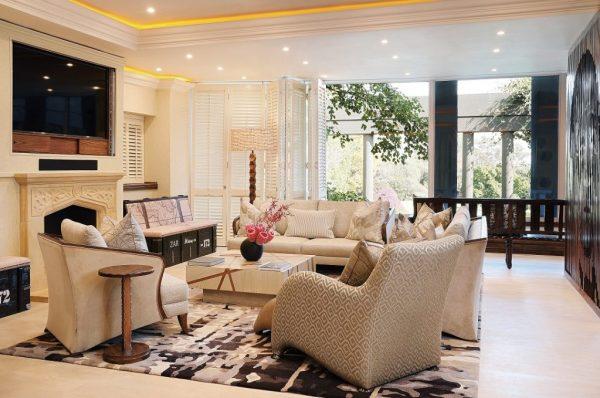 The Saxon unveils new Nelson Mandela Platinum Suite