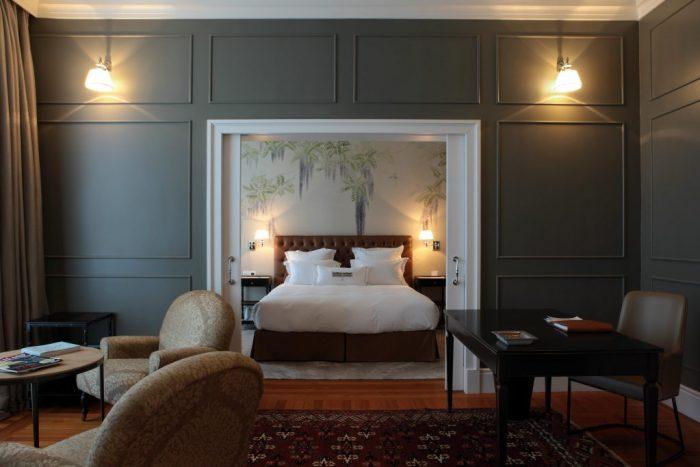Vidago Palace Hotel room