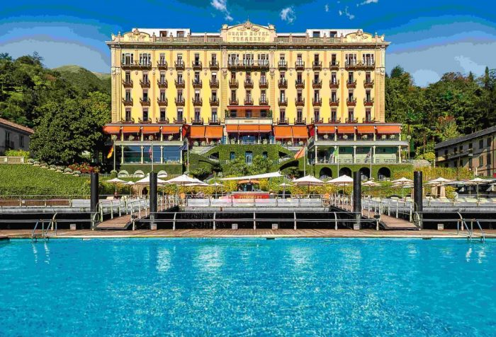 Grand Hotel Tremezzo Exterior