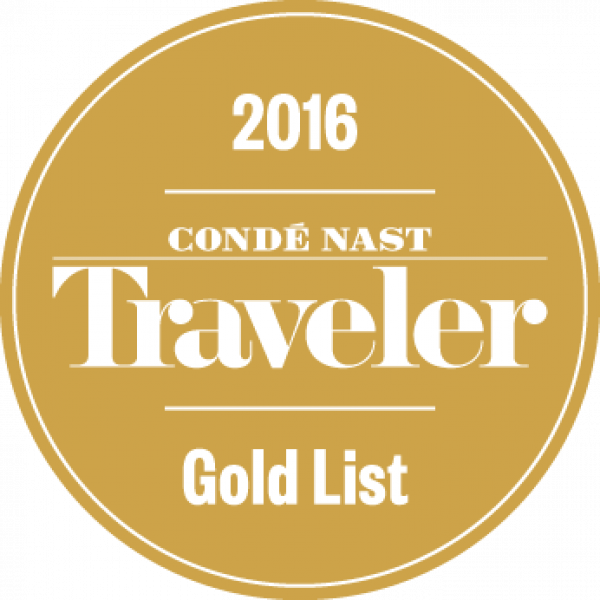 Image 1 - Conde Nast Traveller Awards 2016