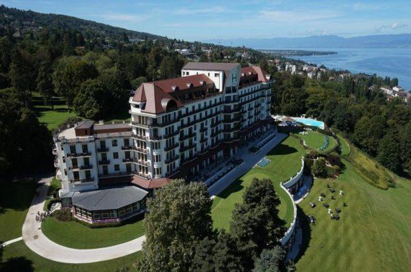 Evian Resort, Évian-les-Bains