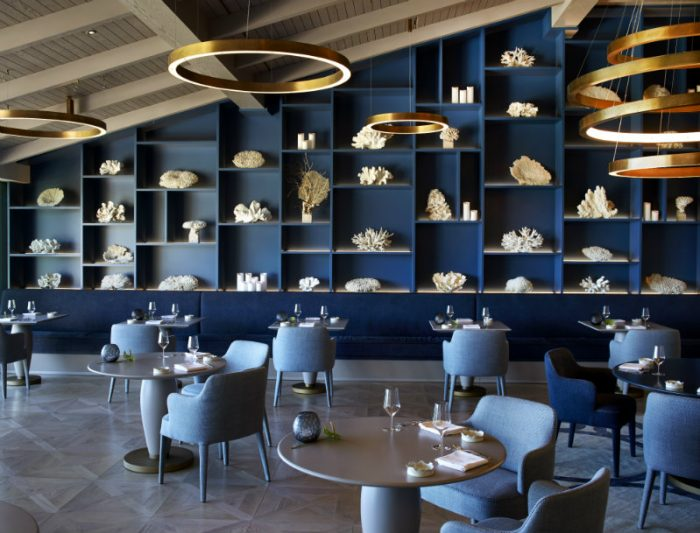 Ocean renovated and re imagined by stellar chef hans