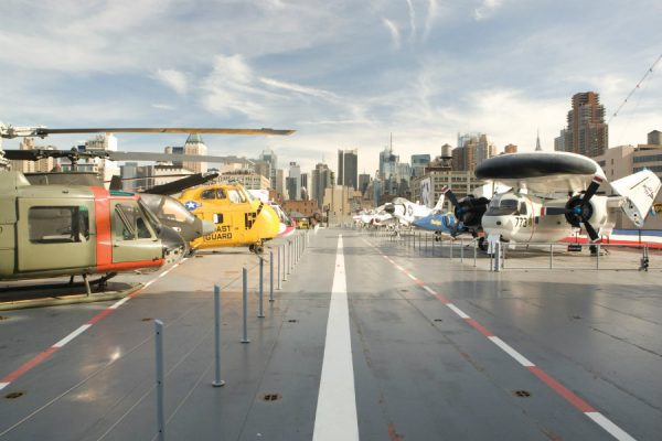 Inside the Intrepid : A legendary experience