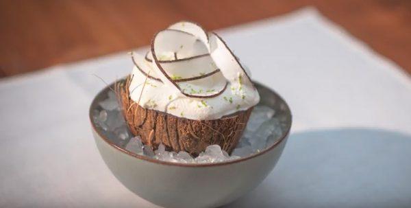 Comme un Chef: Frozen Coconut