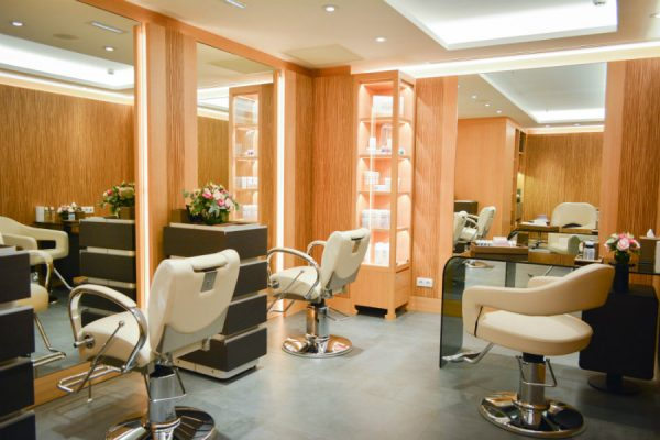 La Suite, the new hair salon at The Peninsula Spa