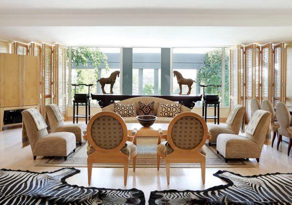 The Nelson Mandela Platinum Suite