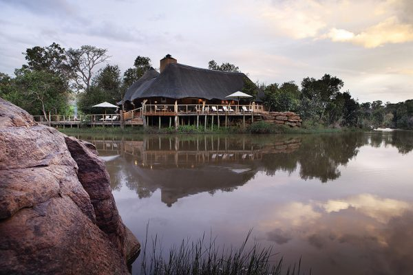 Exclusive hire of Zulu Camp at Shambala Private Game Reserve