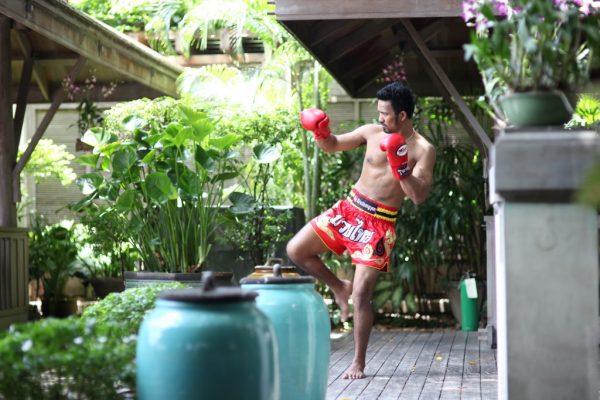 Learn to Kick Box in Bangkok