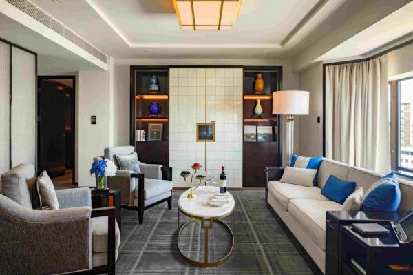 Setting new standards of luxury accommodation in China