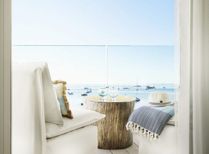 Deluxe Sea view terrace- Ibiza Bay