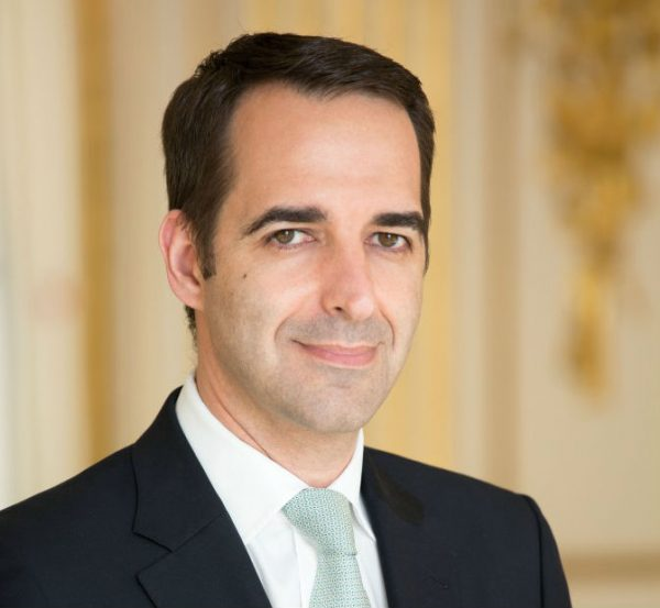 Vincent Pimont joins The Peninsula Beijing as GM