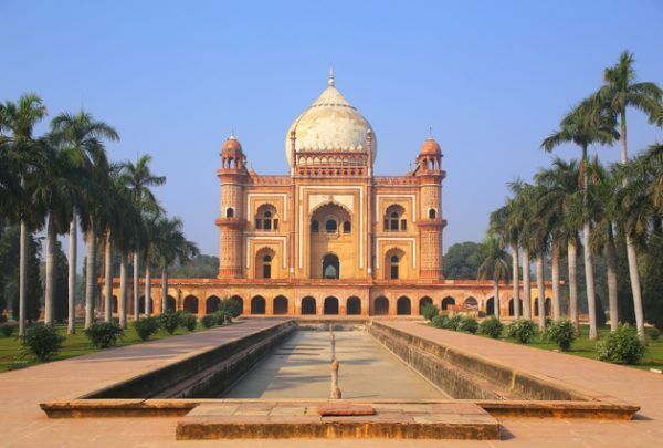 All about New Delhi