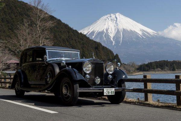The Peninsula Tokyo Rally Nippon 2017