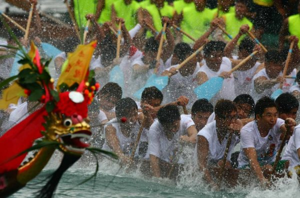 Community and culture: Dragon Racing in Hong Kong