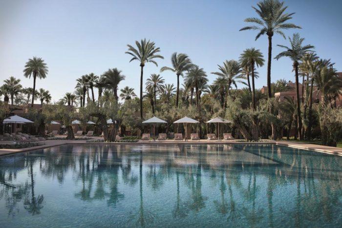 Royal Mansour Marrakech pool