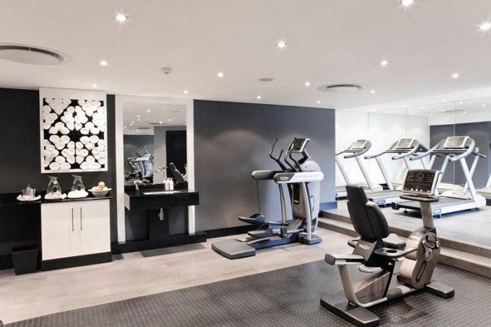 Sandton Johannesburg Gym