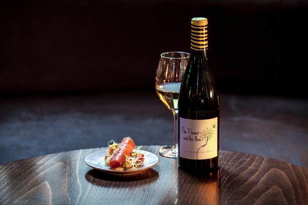 Afternoon Tea? Try High Wine at The Dylan Amsterdam