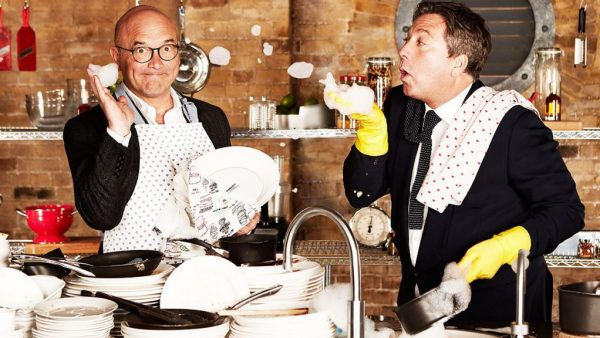 Masterchef in Mayfair