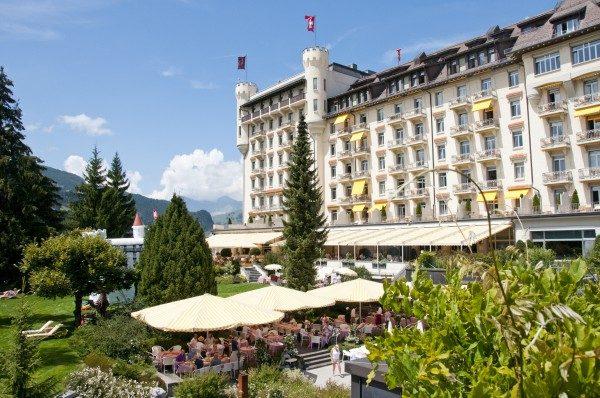 Image 2 - Gstaad Palace welcomes Chef Ravi Bajaj for the season