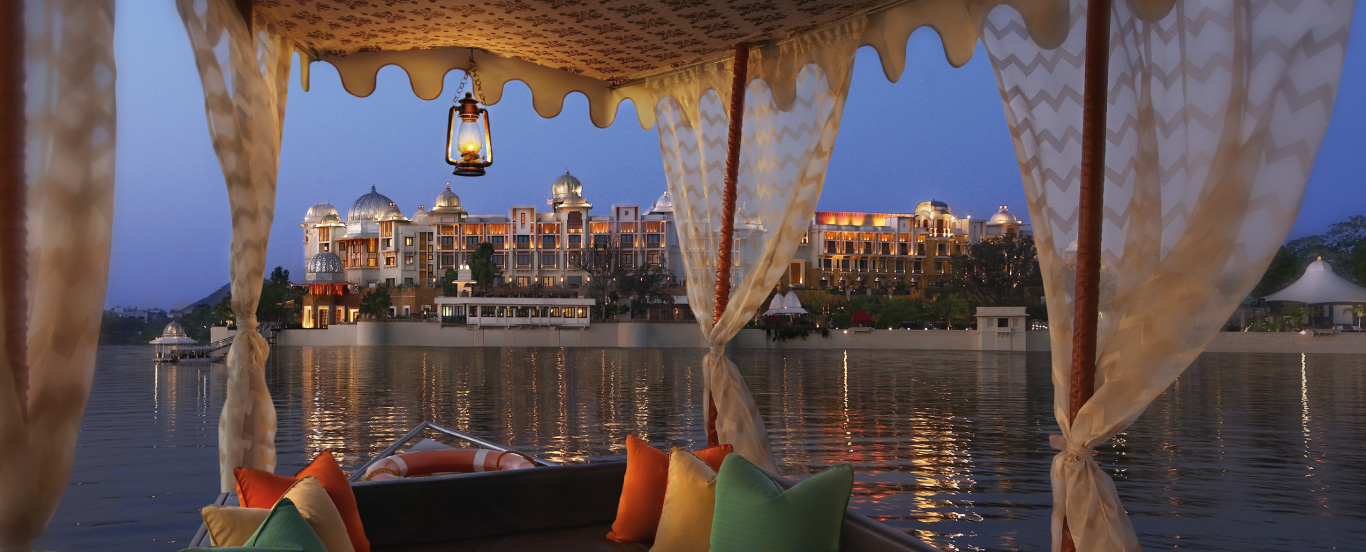 Discover New Delhi Udaipur And Goa With The Leela Mason