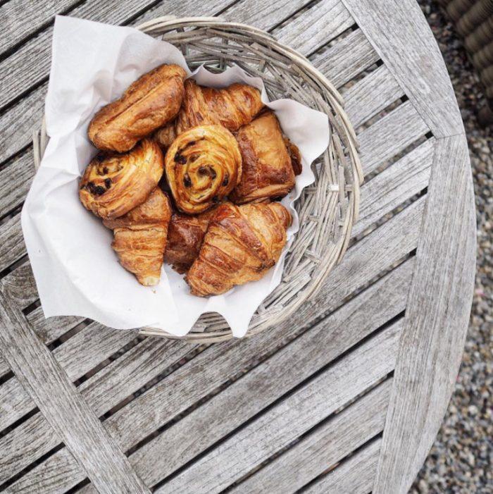 Croissants Fashion Foie Gras