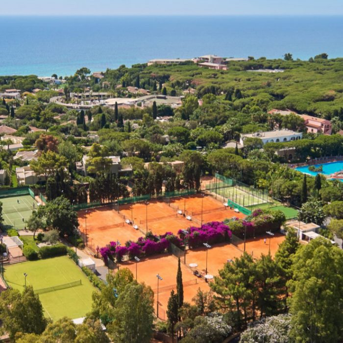 Forte Village Tennis Holiday