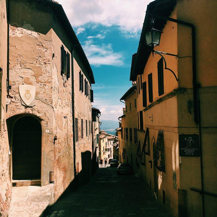Montepulciano Tuscany