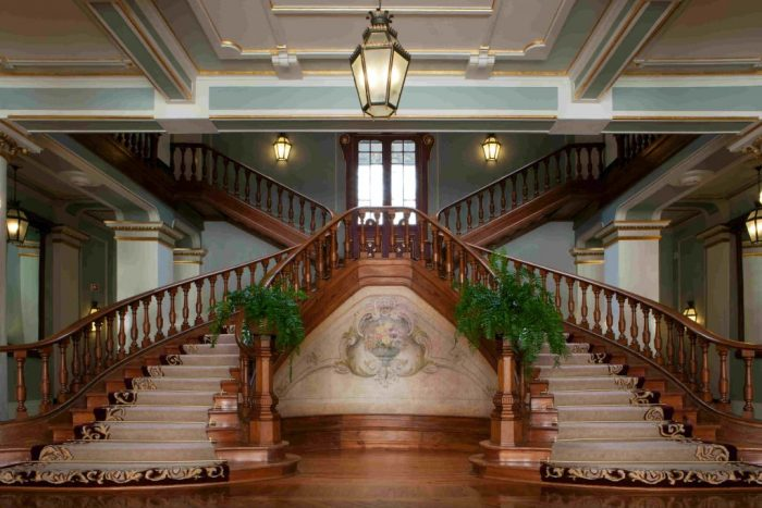 Vidago Palace Staircase (less than 512KB)