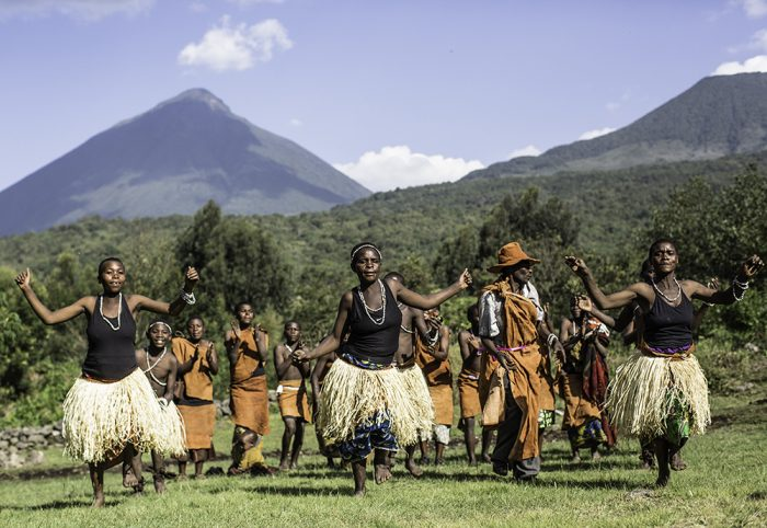 Volcanoes Safaris Partnership Trust