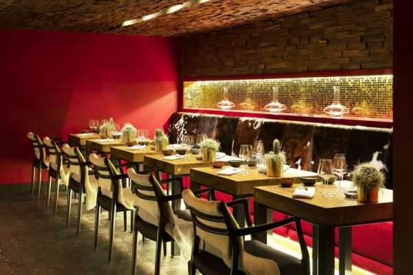 Gastronomy at Hotel Barriere Les Neiges