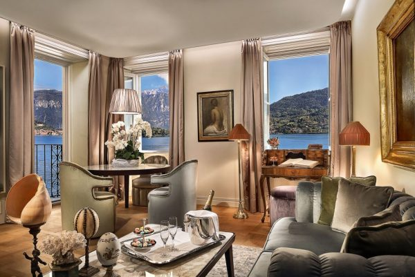 The Suite Life at Grand Hotel Tremezzo