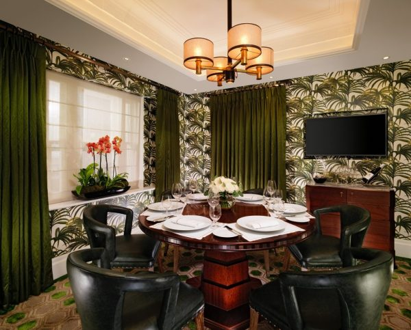 The Best of Private Dining in Mayfair