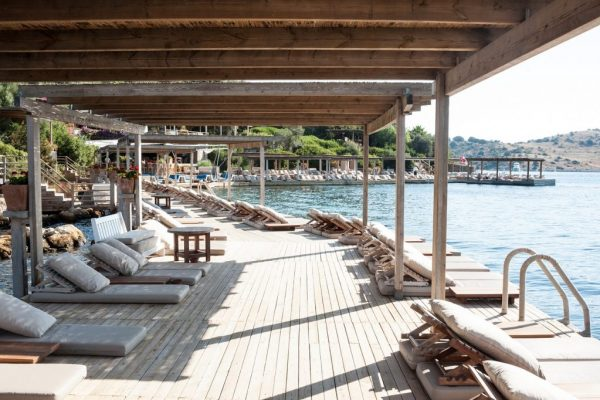 Macakizi, Bodrum in Conde Nast Traveller's US Gold List 2018