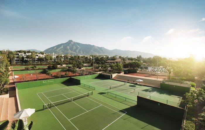 Puente Romano Tennis Club