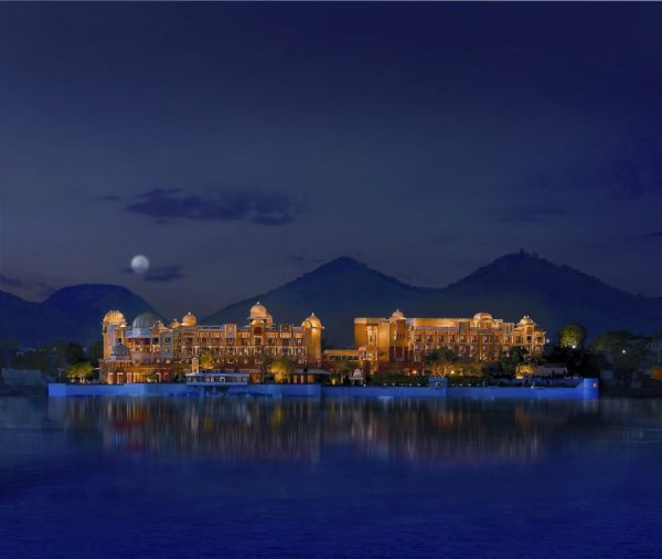 The Leela Palace Udaipur crowned 'Favourite Destination Wedding Hotel in India'