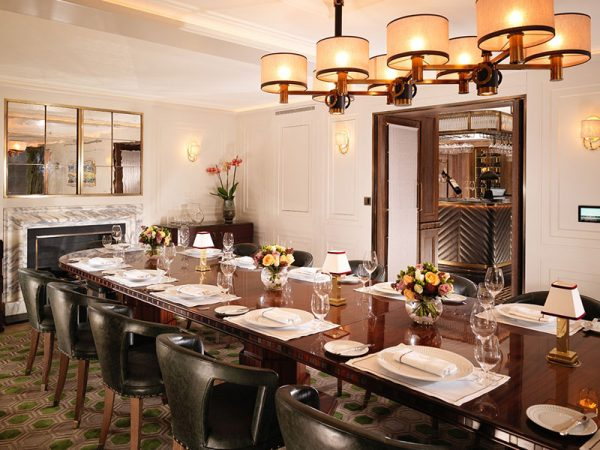 Flemings Mayfair becomes a top choice for the Roadshow market