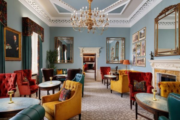 Grantley Hall positioned as award-winning iconic UK hotel