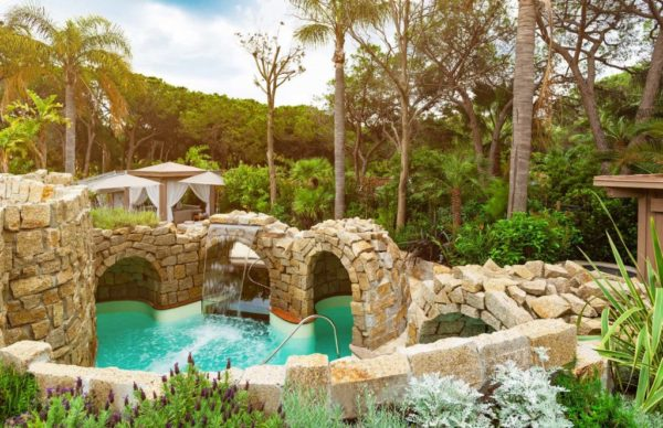 Forte Village Resort reveals an exclusive private Spa