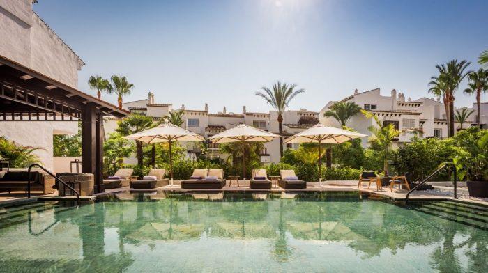Marbella Club Hotel – Nobu Pool