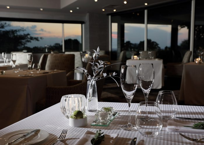 Saxon Grei restaurant