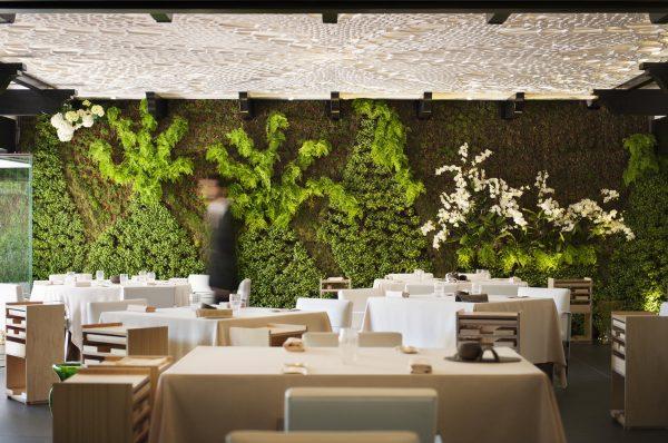 Image 1 - Dani Garcia Restaurant awarded a 3rd Michelin Star