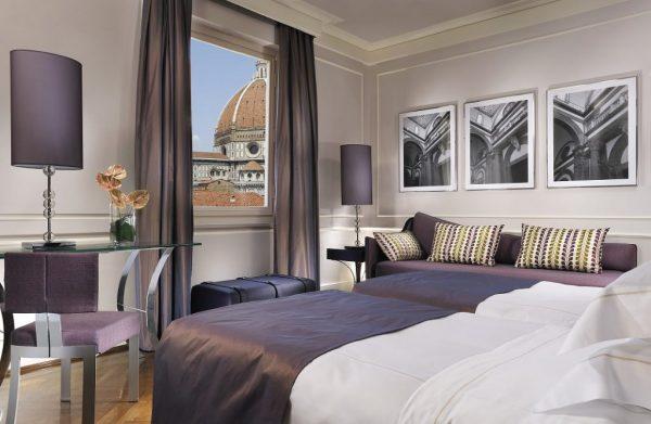 3 for 2 Night Valentine's Day Offer at Hotel Brunelleschi