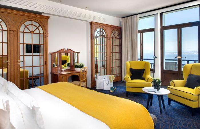 Evian resort room