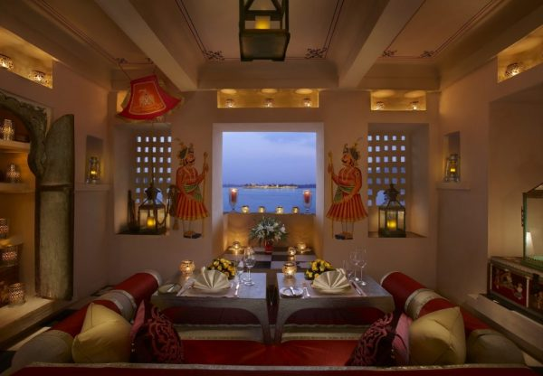 Experience Rajasthani cuisine at The Leela Palace Udaipur